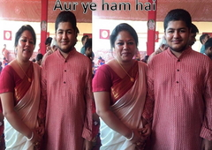 Fat ass desi mom uncultured humped by son