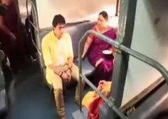 Big boobs, Indian aunty in old sex bracket