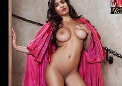 Top7 Nora fatehi nude pic 2021