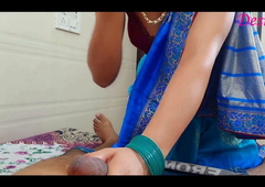 Viral- Indian stepmom sex with stepson with reproachful hindi sermon
