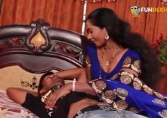 Aunty ko nanga karke choda - Indian sexy Aunty