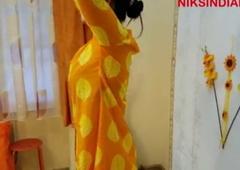 Horny Indian bhabhi with big tits Part 3