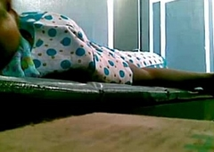 Hospital hidden cam