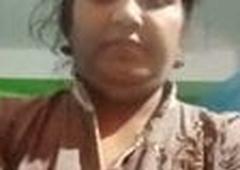 Bengali aunty show