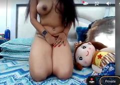 Radhika Bhabhi webcam show fully undressed
