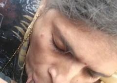 Telugu aunty sulli chikutundi