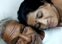 Randi with elderly man 2