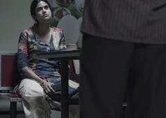 Girl Teasing Waiter in Restaurant – Web Series Scene