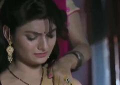 Desi babhi boobs massage
