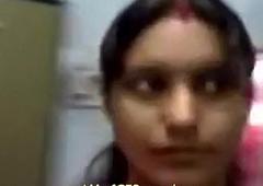 Downcast Indian Sari Teaser