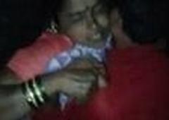 Desi Marathi Randi Aunty Has Sex