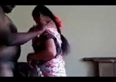 Tamil guy fucks his house servant