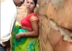 Outdoor intercourse with bhabhi