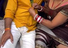 Indian Devar Bhabhi Coitus Enjoy With Clear Hindi Audio