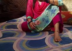 Indian Maid fucking a virgin boy secretly