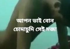 Apon Vai Bon Hot Sexual congress Bangladeshi