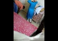 Doctor assfucking big ass Brahmin nurse