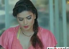 Indian Hot Despondent Bhabhi and Devar Romance