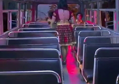Indian bus sex – Love On An obstacle Bus 2021