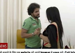 Indian real wife is in the mood for hardcore sex