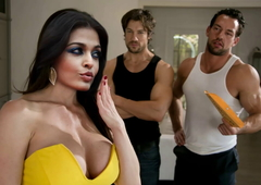 Aishwarya rai sex scene, hot, nude, cleavage, boobs