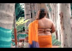 Leena (Bangladesh) Debut Episode almost Rainbow Saree