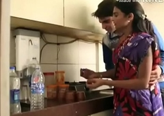 Devar Forced Bhabhi In Kitchen Full Hindi Audio