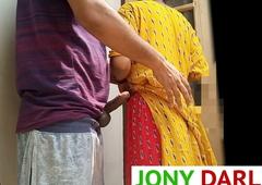 Padoshan Ke Ghar mein Gapagap by Jony Darling