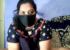 Desi Horny Kerala BBW wed does cam show with hubby