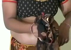 Hot bhabi bra changing