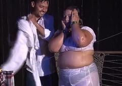 Sona Aunty ki soiled boobs Hot show