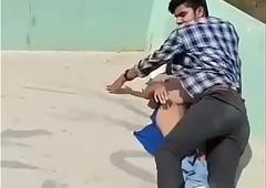Indian caught