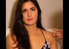 Slut Katrina Kaif smelling her armpit