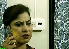 Amazing Sex with Indian xxx hot Bhabhi at home! Hindi audio