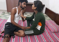 Indian College Comprehensive Making Love With Her Boyfriend