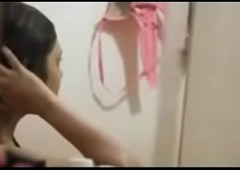 Bhabhi bathing Nude
