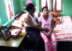 Mumbai Couple Homemade HiddenCam Hardcore Indian Sexual connection