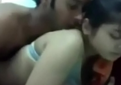Cute Indian Girl Receives Screwed