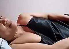 Horney indian aunty wishes fat dick for her jussy pussy!