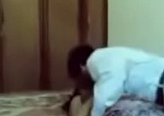 Horney indian couple badly steadfast sex in excess of bed 1497833504901