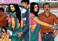 Savita Bhabhi Episode 76 - Closing the Dispense