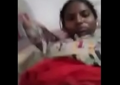 Tamil dusky wife nivetha fingering for will not hear of previously to boyfriend FIRST ON XVIDS