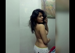 Sexy Tamil selfie