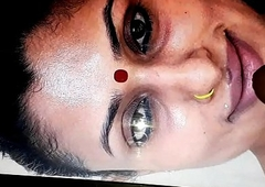Cumshot for mallu actress malavika