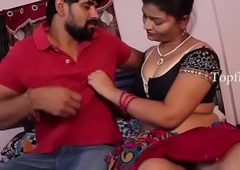 desimasala.co - Sashi aunty boob make away increased by taking romance with neighbour