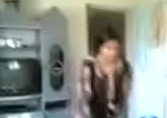 Desi Aunty Dear one in the air Room video recorded
