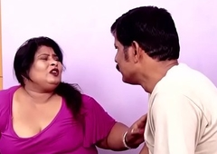 desimasala.co -Fat aunty seducing duo robbers (Huge cleavage added to forceful romance)