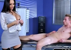Doctor Ava Addams Desires Big Cock