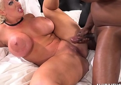 Alura Jenson group-fucked overwrought six black schlongs desired