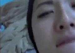 Gadis indonesia ngentot sampai mangap